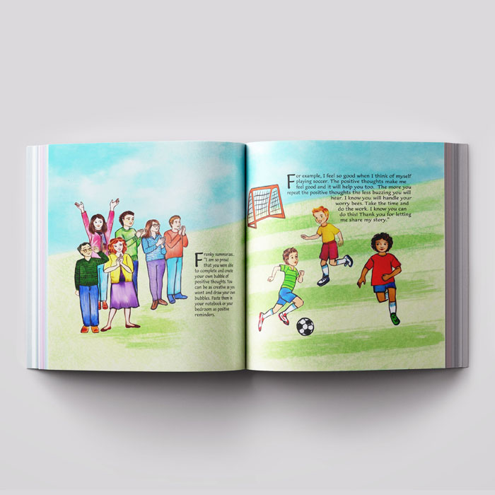childrens book formatting