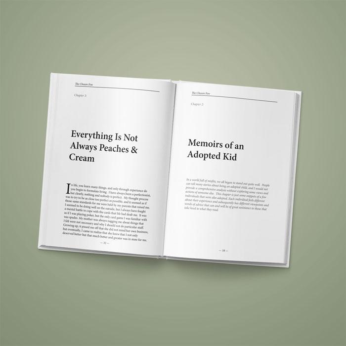 paperback formatting
