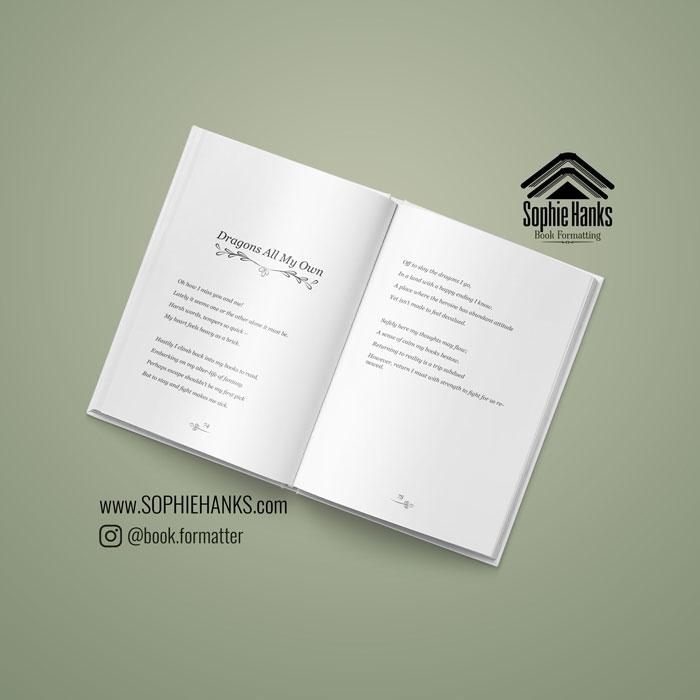 Book formatter